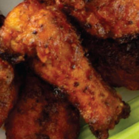 Irish Red Buffalo Wings
